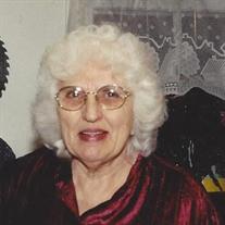 Evelyn Marie Evans
