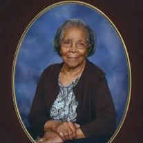 Mrs. Lizzie Mae Moore