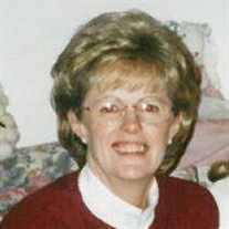 Patricia Ann Johnson Buckworth Adkins
