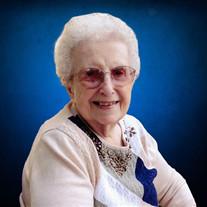 Bettye Leona Evans