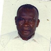 Berris Brown  Sr.