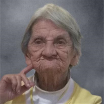 Mrs. Ruby Nell Manley Aldrich