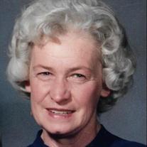 Bernice Hatch Wood Butterfield