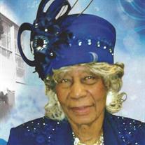 Mrs. Carrie B. Miles