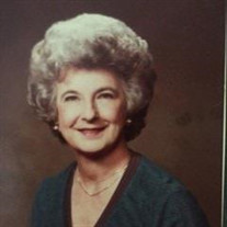 Betty Ruth (BB) Walker Hilliard