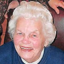 """Doris """"Dorie"""" Elaine (Strom)  Weiler"""