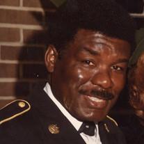 CSM Clarence Benjamin Taylor
