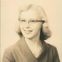 Donna Jean Finley