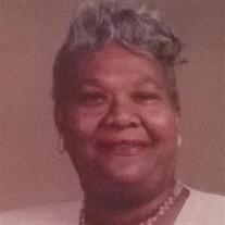 Mrs. Hazel Doucet Ned