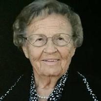 Gertie Elizabeth Epps
