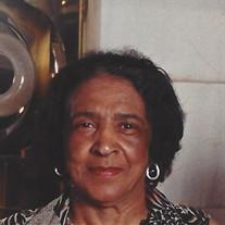 Mrs. Eva Mae Gott-Clayton