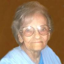 Hazel Lee (May) Carter