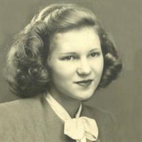 Betty Jo Hendrix of Bethel Springs, TN