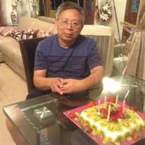 Mr Genxing ZHU