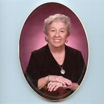 Patricia Everett Brown