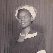 Ms.  Ruthie Mae Cone
