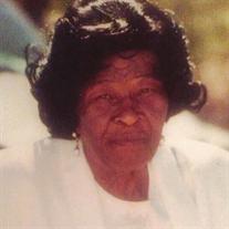 Mrs. Annie Mae Wilson