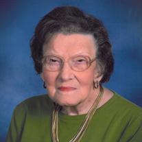 Mrs. Sara Roslyn McClure