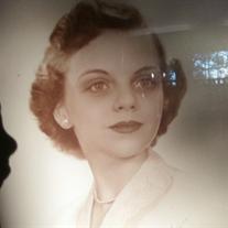 Martha Mae Evans