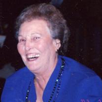 Mary Louise Johnston