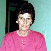 Mrs.  Joan Constance McGuffie