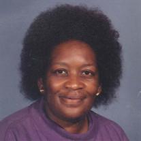 Jessie Lee Wallace Adams