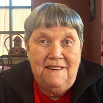 Mrs. Patsy Hicks Waters Richardson