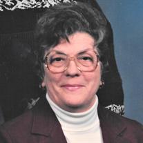 "Mrs. Patricia ""Pat"" Lee Hinefelt"