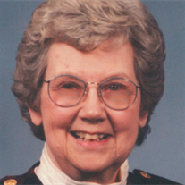 Dorothy Ann Zeglis