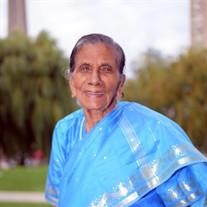 Irudayammal K. Poobalarayen