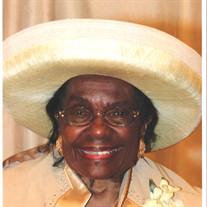 Mrs. Lena V. Williams