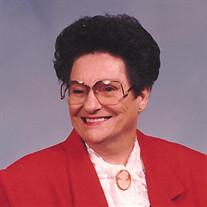Bertie Cecilia Adams