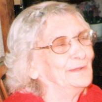 Opal Irene Turner Pitcock