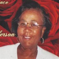 Mrs. Delia Anderson