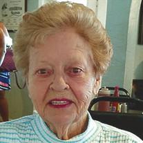 Florence P. Wilson