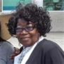 Mrs. Lillie Mae (Bouie) Holmes-Height