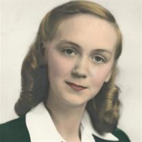 Shirley M. Van Vlack