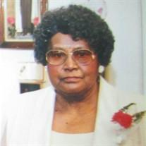 Mrs. Hortense I. Kearney Clayton