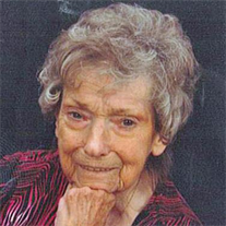 Barbara Ellen Holt