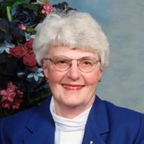 Josephine Gussmann Hegstad