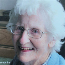 Dorothy Kathleen Van Duzee (nee Savage)