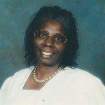 Mrs. Mary Graham Shavers