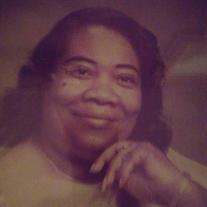 Mrs Nadine Hall Henderson