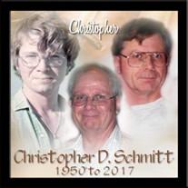 Christopher Diehl Schmitt