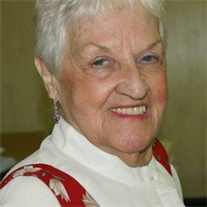 """Mrs. Earline D. """"Liz"""" Striley"""