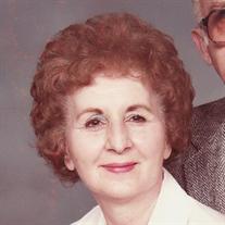 Mary Ann (Koczera) Lange