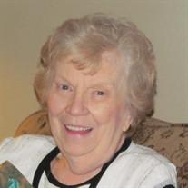 """Mrs.  Rose Ann B. """"Nan"""" Haines"""