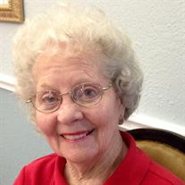 Mrs. Jeanette Bergon