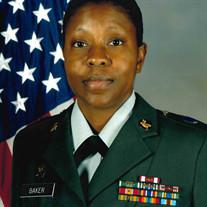 Rosie M. Baker
