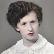Patricia Anne Humphreys